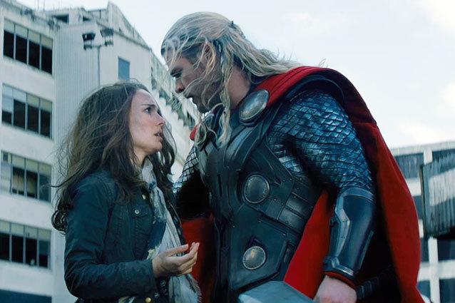 Recensie Thor: The Dark World