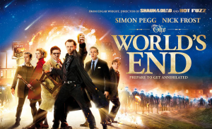 Recensie The World's End
