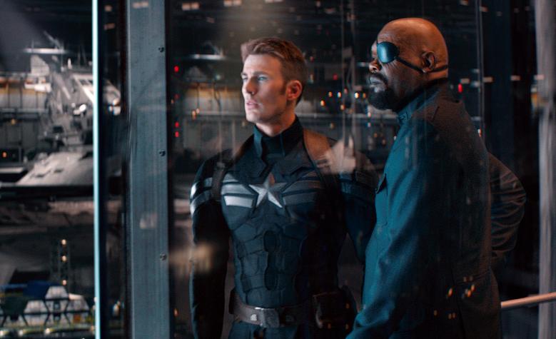 Recensie Captain America: The Winter Soldier