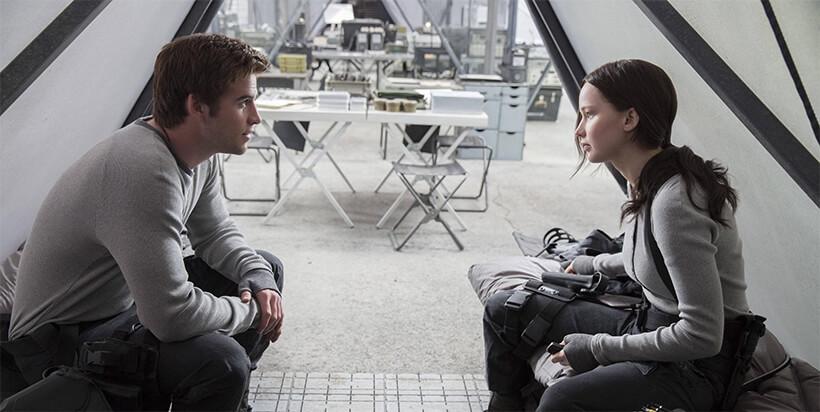 Recensie | The Hunger Games: Mockingjay - Part 2 (Sandro Algra) 2