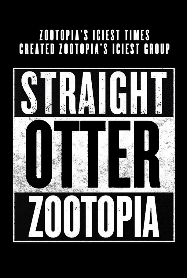 Walt Disney's Zootopia posters