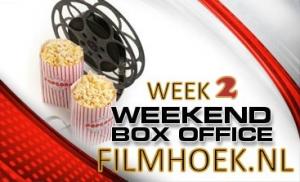 Box office NL | Week 2