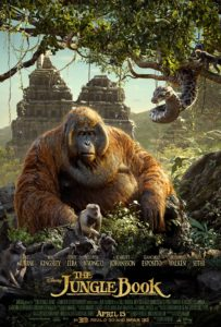Eerste deel nieuwe Jungle Book poster