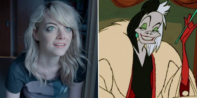Filmweek 1 - Emma Stone als Disney's Cruella de Vil?