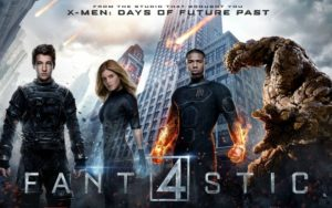 Michael B. Jordan over vervolg Fantastic Four