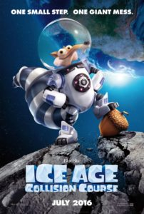 Poster voor Ice Age: Collision Course