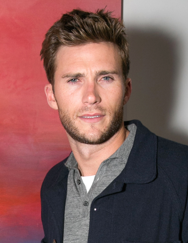 Scott Eastwood (The Longest Ride)