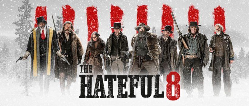 Filmweek 1 - Immy's recensie The Hateful Eight