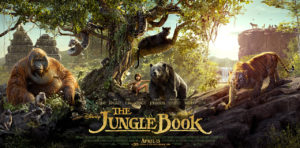 Volledige poster The Jungle Book