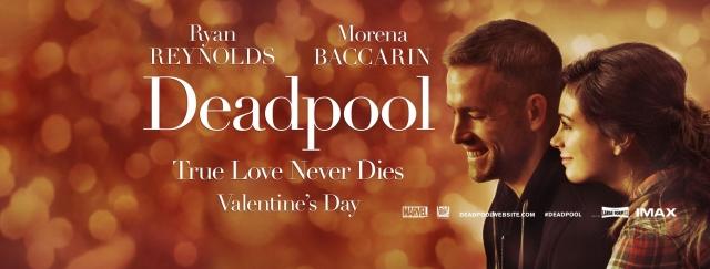 Filmweek 2 posters Deadpool