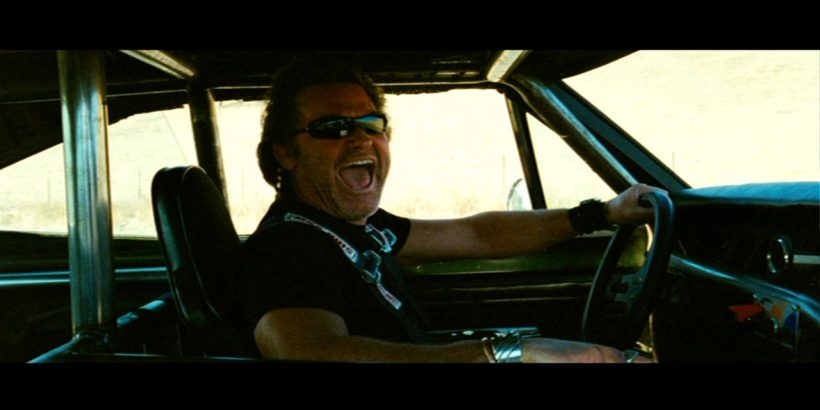 Death Proof Kurt Russel