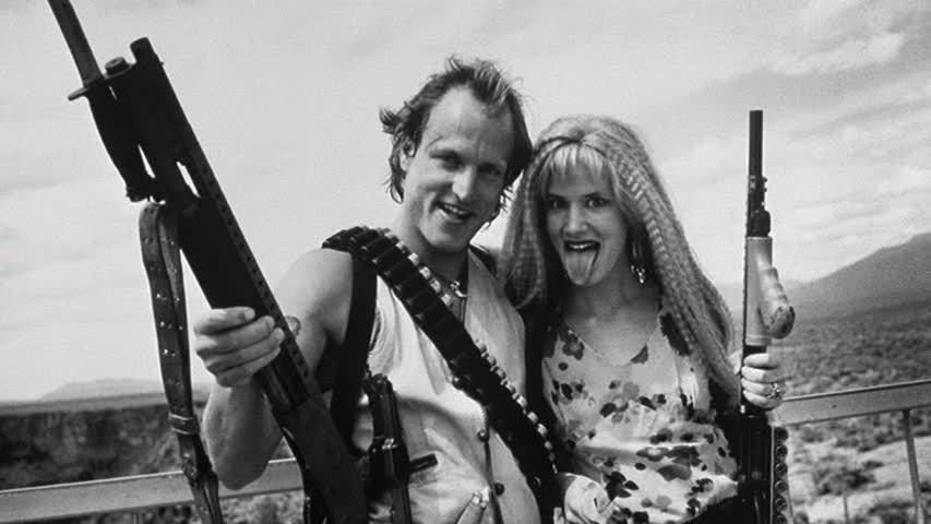 Natural Born Killer Woody Harrelson