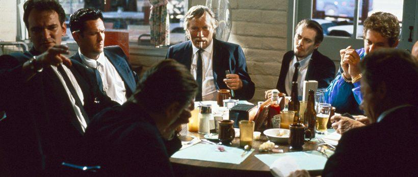 Reservoir Dogs Steve Buscemi