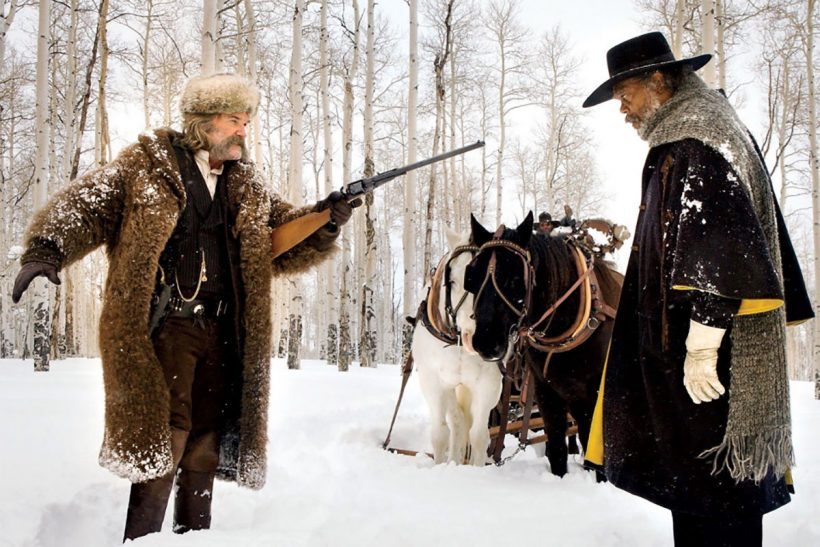 Recensie The Hateful Eight (Martijn Pijnenburg)