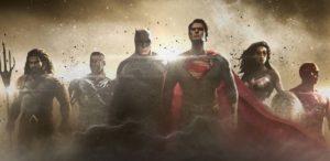 Eerste setfoto Justice League film