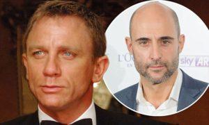 Daniel Craig stopt als Bond, volgens Mark Strong
