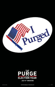 Eerste The Purge: Election Year trailer