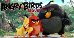 Leuke trailer The Angry Birds Movie