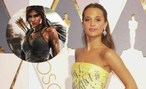 Alicia Vikander is Lara Croft in de Tomb Raider reboot