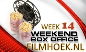 Box Office NL | Week 14