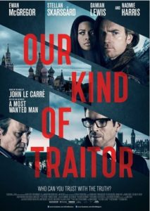 Our Kind of Traitor met Ewan McGregor en Naomie Harris