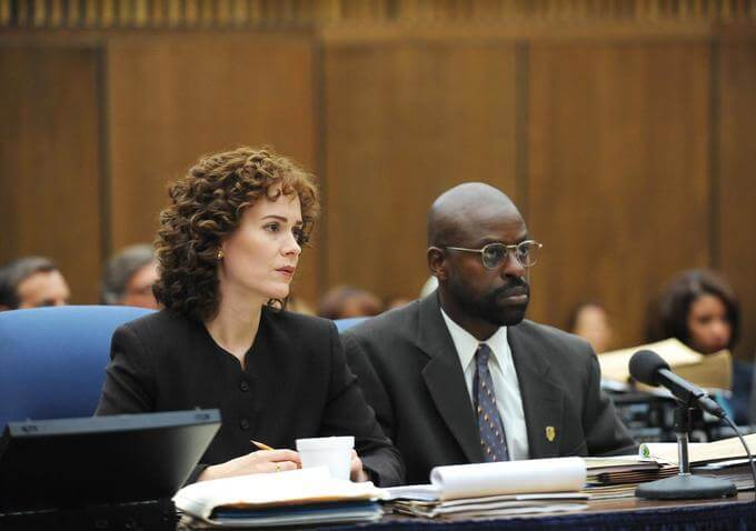 The People v. O.J. Simpson: American Crime Story - Clarke & Darden
