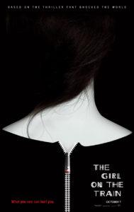 Trailer en poster The Girl on the Train met Emily Blunt