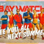 Opnames Baywatch film zijn afgerond