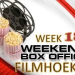 Box Office NL | Week 18 | De Burgeroorlog ontketend