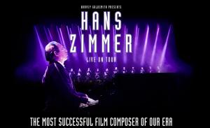 Hans Zimmer Live in Ahoy Rotterdam
