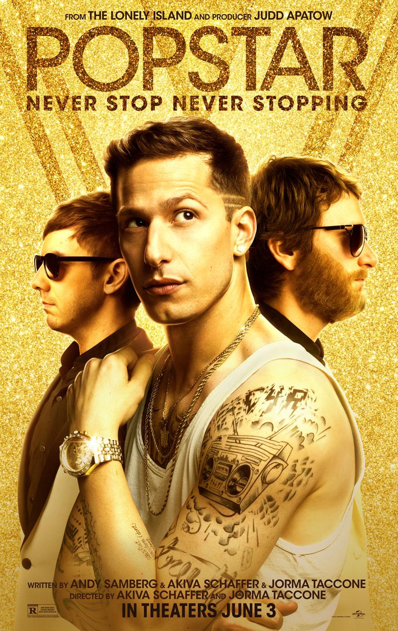 Nieuwe Popstar trailer en poster