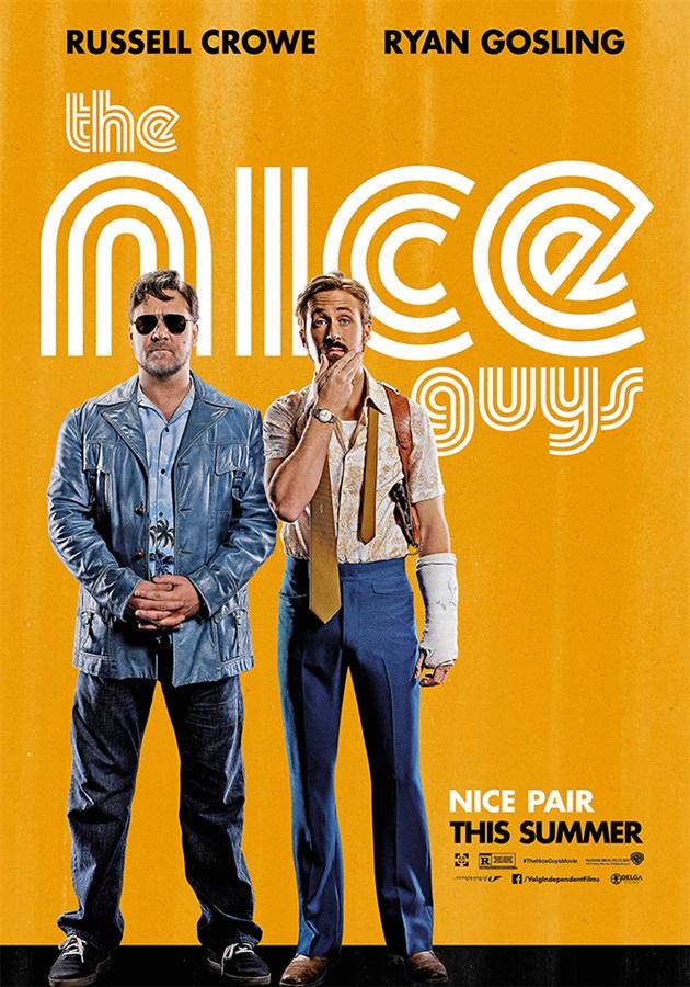 Recensie The Nice Guys (Erik Jansen)