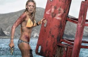 The Shallows met Blake Lively