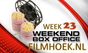 Box office NL | Week 23