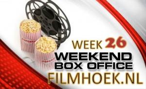 Box office NL | Week 26