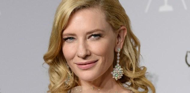Cate Blanchett in gesprek voor vrouwelijke Ocean's Eleven