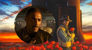 Idris Elba op teaserafbeelding The Dark Tower