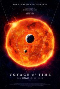 Eerste poster Terrence Malicks Voyage of Time