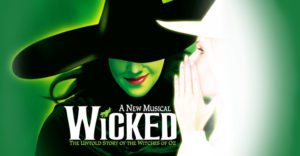 Universal's Wicked film in 2019