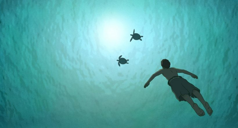Recensie The Red Turtle 1