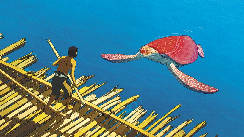 Recensie The Red Turtle 3