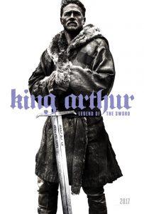 SDCC2016: Eerste poster King Arthur