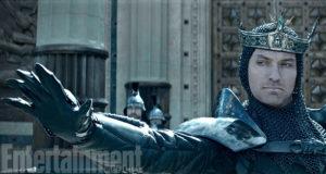 Eerste blik op Jude Law's King Arthur schurk