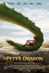 Robert Redford en Bryce Dallas Howard in eerste clip Pete's Dragon