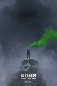 SDCC2016: Kong: Skull Island poster