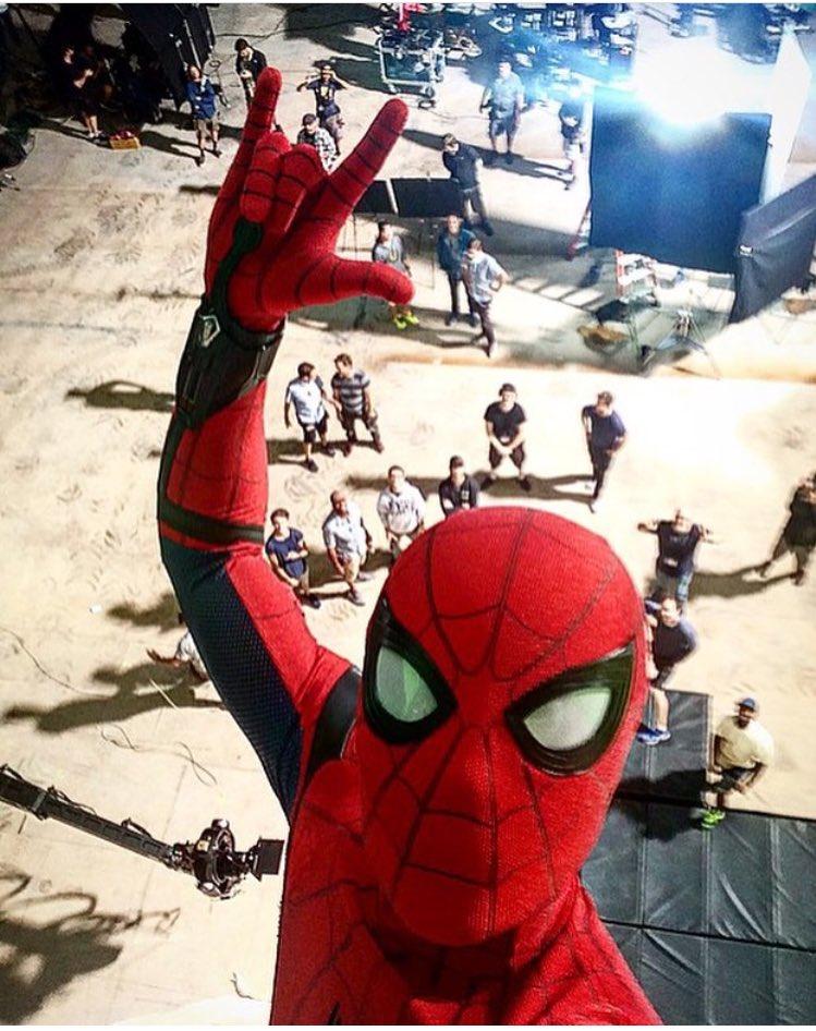 Setfoto Spider-Man: Homecoming