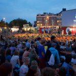 13e editie van het openlucht filmfestival Pluk de Nacht