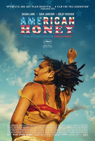 American Honey trailer met Shia LaBeouf