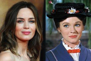 Emily Blunt over Julie Andrews' reactie op Mary Poppins Returns
