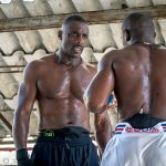 Idris Elba als professioneel kickbokser?